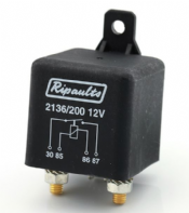 Relay 4 pin 12vdc  200 Amp continuous  ALT/RY2136/200-09
